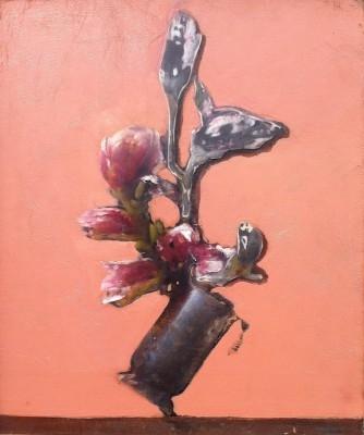 Arrangement with Magnolias, circa 1983