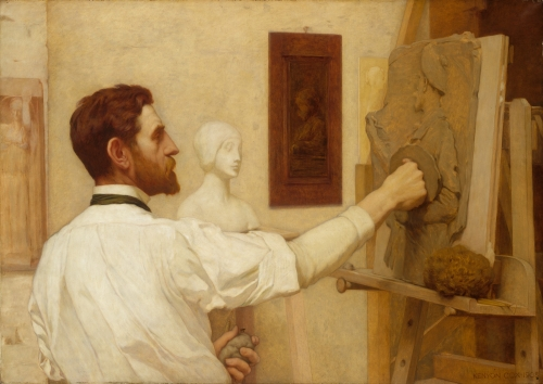 Augustus Saint-Gaudens, 1887