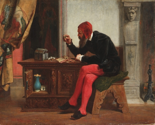 The Antiquary, 1855