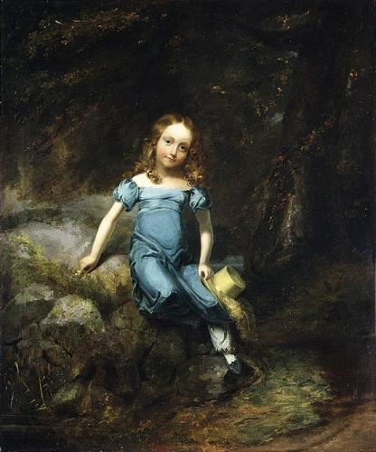 Janet Halleck Drake, 1825
