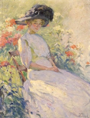 In the Sunlight, circa 1915