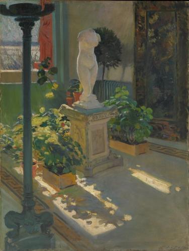 Venus in Atrium, ca. 1908-10