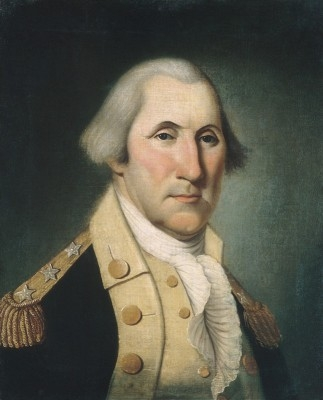 George Washington, ca. 1790