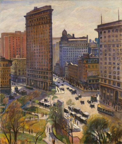 The Flatiron Building, 1919