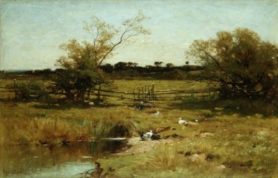 East Hampton Meadows, 1883