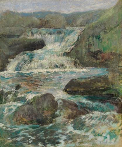 Horseneck Falls, ca. 1889–1900