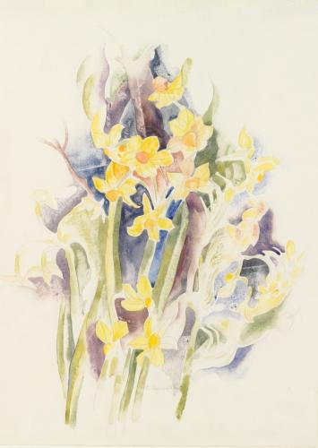 Small Daffodils, ca. 1914
