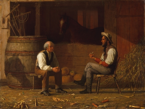 Talking It Over, 1872