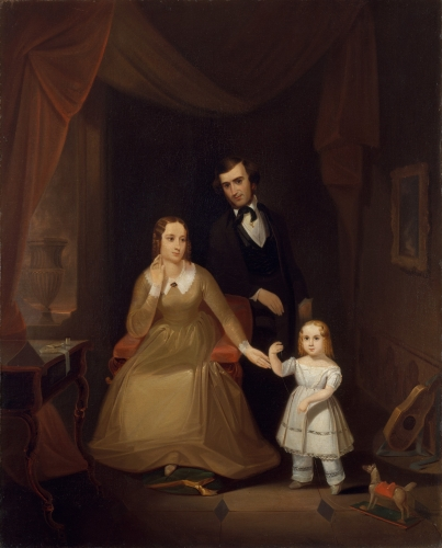 The Williamson Family, ca. 1841–42