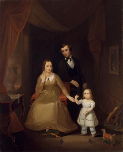 The Williamson Family, ca. 1841–42