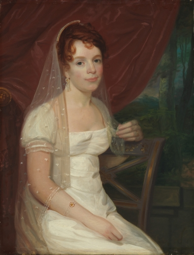 Mrs. Robert Dickey (Anne Brown), 1807–10