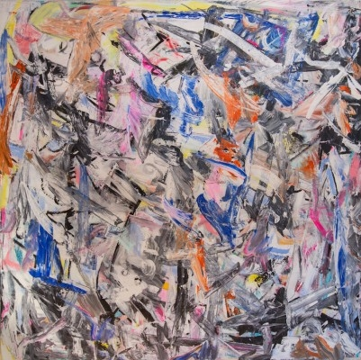 Juliana Lazzaro, Untitled, 2012, Acrylic on Canvas, Not for Sale