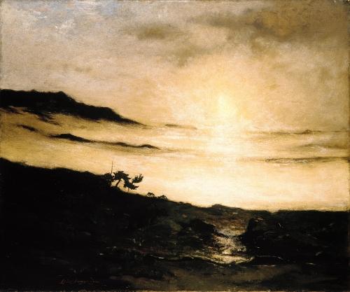 Slumbering Fog, ca. 1900–1905