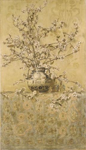 Apple Blossoms, 1889
