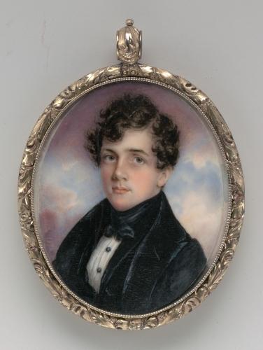 Portrait of a Gentleman, 1832