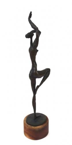 Dancer, circa 1950's