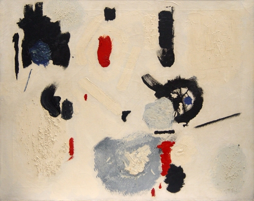 Untitled Abstract, 1952