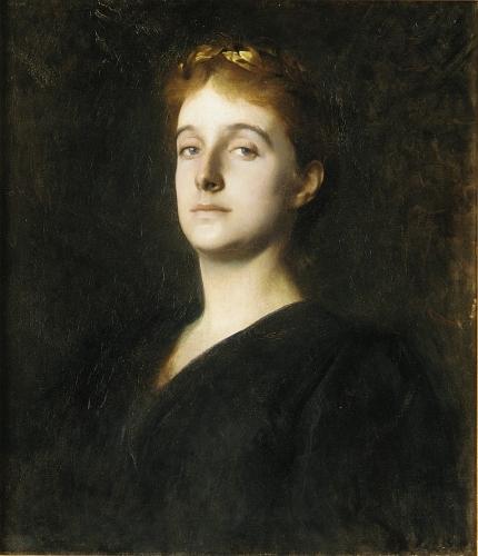 Eleanor Hardy Bunker, 1890