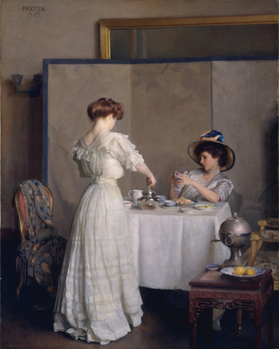 Tea Leaves, 1909