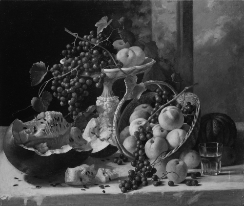 Still Life with Fruit, ca. 1857