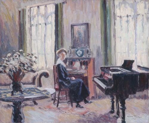 Interior, 1921