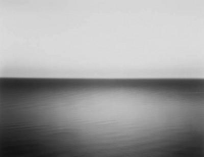 "Hiroshi Sugimoto, born 1948, Boden Sea, Uttwil, 1993, (printed 2007), Offset Tri-tone lithograph, H 24"" x W 31"", Edition of 200"