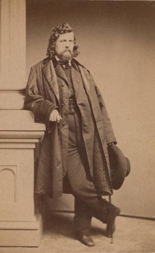 William Holbrook Beard, 1860's