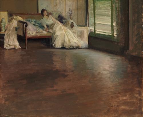 Across the Room, ca. 1899