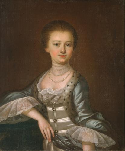 Mrs. John Dart, ca. 1772–74