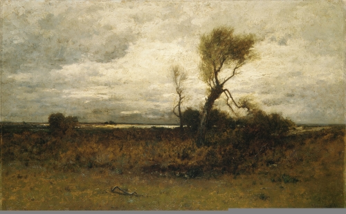 Near the Coast, ca. 1885