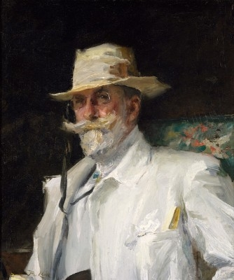 William Merritt Chase, ca. 1910