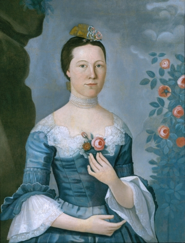 Susannah or Mary Bontecou, ca. 1768–70