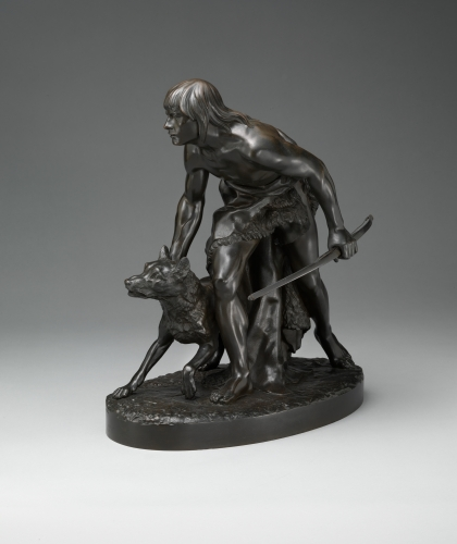 The Indian Hunter, 1860