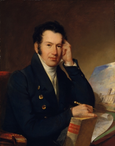 John Haviland, 1828