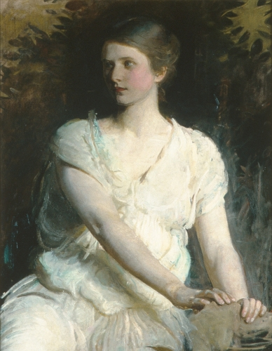 Young Woman, ca. 1898