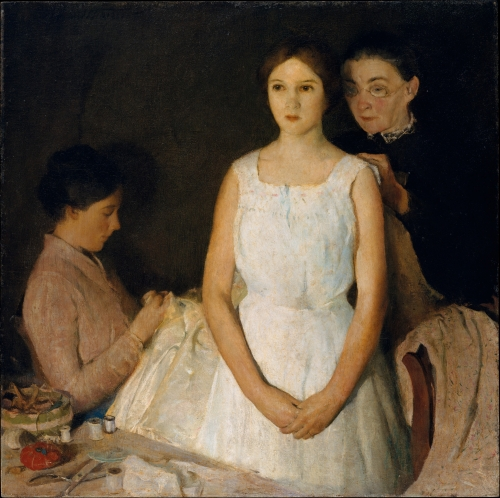 The Trousseau, 1910