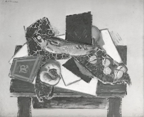 Still Life with Fish, 1927–28