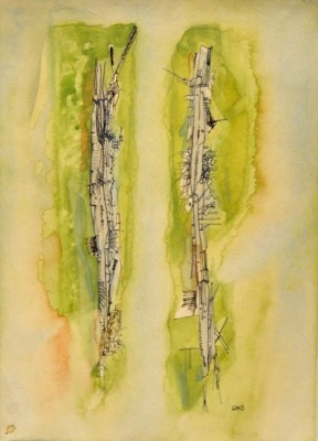 Untitled, Circa 1947-1949