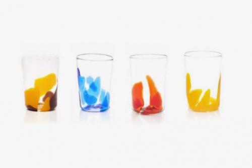 Handblown Venetian Water Glass
