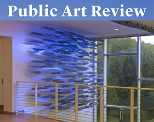 Public Art Review