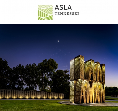 American Society of Landscape Architects, Tennessee Chapter: Professional Design Awards