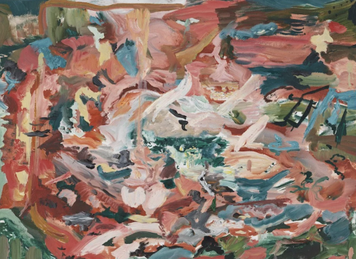 Cecily Brown's Secret Gardens