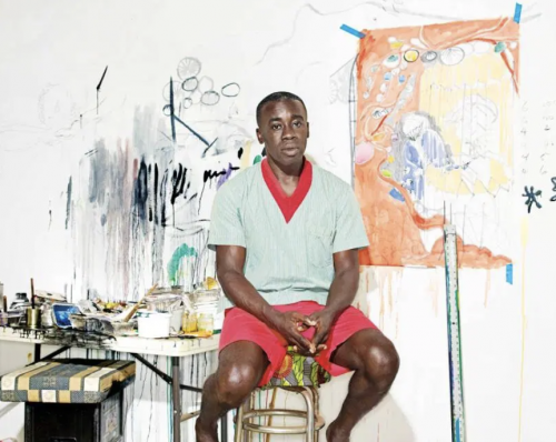 The 100 Most Influential People: Chris Ofili by David Adjaye