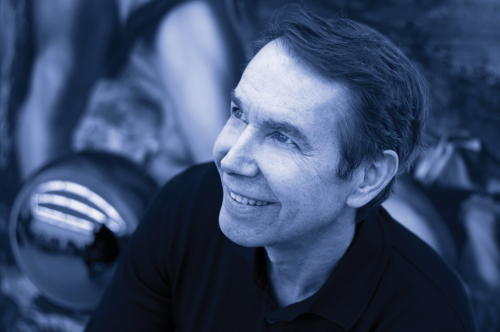 'Some People Think What I've Done Is Almost Sacrilege': A Talk with Jeff Koons