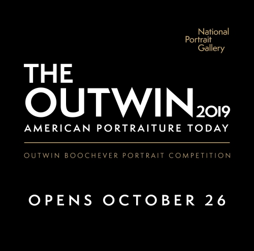 HUGO CROSTHWAITE AWARDED FIRST-PRIZE IN SMITHSONIAN'S NATIONAL PORTRAIT GALLERY OUTWIN BOOCHEVER PORTRAIT COMPETITION