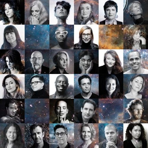 Lia Halloran and Kip Thorne to debut a section of their new book at The Universe in Verse livestream event