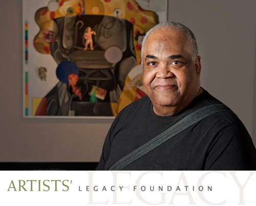 PETER WILLIAMS RECEIVES ARTISTS' LEGACY FOUNDATION 2020 ARTIST AWARD