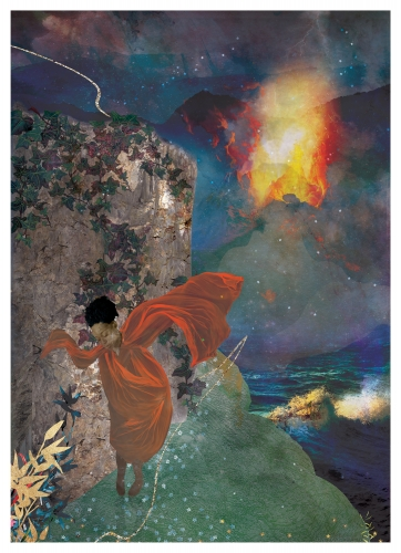 """CARLA JAY HARRIS'S """"THE PATH """" ACQUIRED BY CROCKER ART MUSEUM"""
