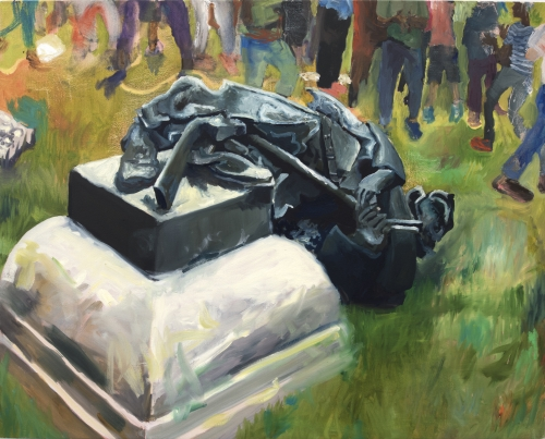 Painting in Black and White: Race and the New Figurative Art