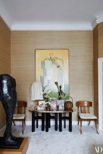 Take A Peek Inside the Impressive Collection of Stéphanie Busuttil & Sébastien Janssen